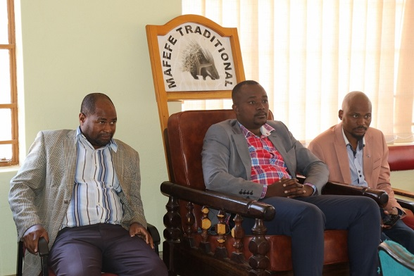 MAYOR VISITED THE FAMILY OF A LIMPOPO MEDICAL STUDENT WHO DIED IN CUBA