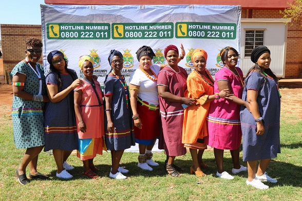 MUNICIPALITY CELEBRATES HERITAGE DAY IN STYLE