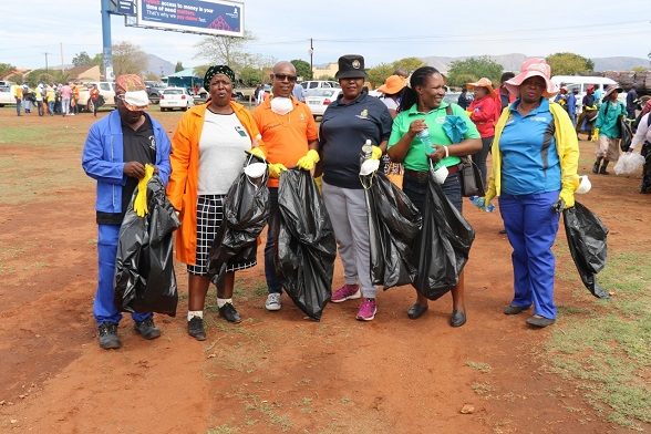 COMMUNITY BASED CLEANING CAMPAIGN