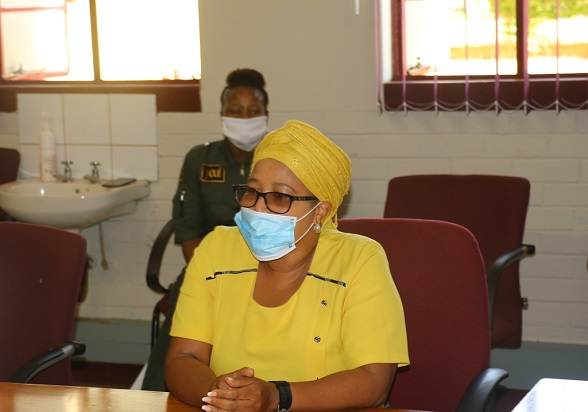 LIMPOPO MEC FOR HEALTH VISITED SEKUTUPU OLD AGE HOME
