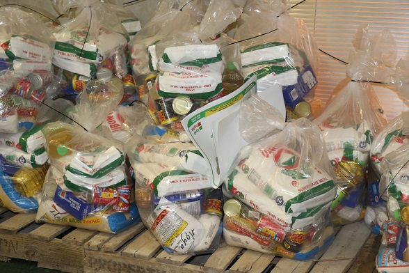 CDM FOOD BANK LAUNCHED