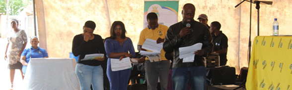 Capricorn District Municipal Council reaches out to Lebowakgomo community