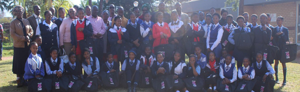 MUNICIPALITY HOSTS TAKE A GIRL CHILD TO WORK