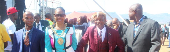 Capricorn District Mayors Inaugurated